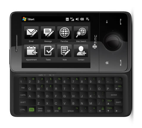 htc touch pro 3