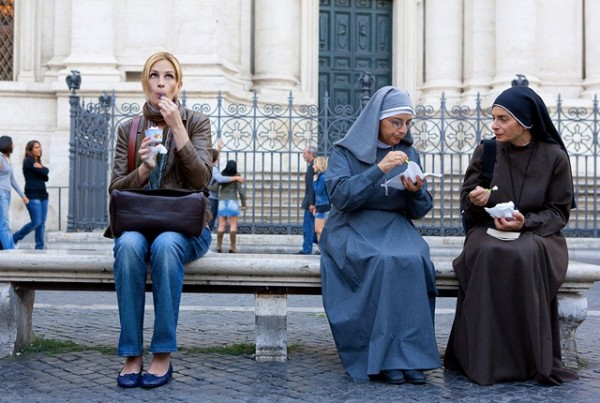 Liz in Rome