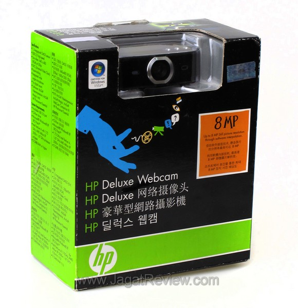 Hp Deluxe Webcam And Email 47
