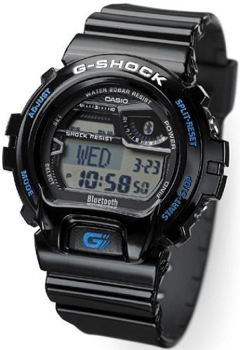 Casio G Shock Bluetooth