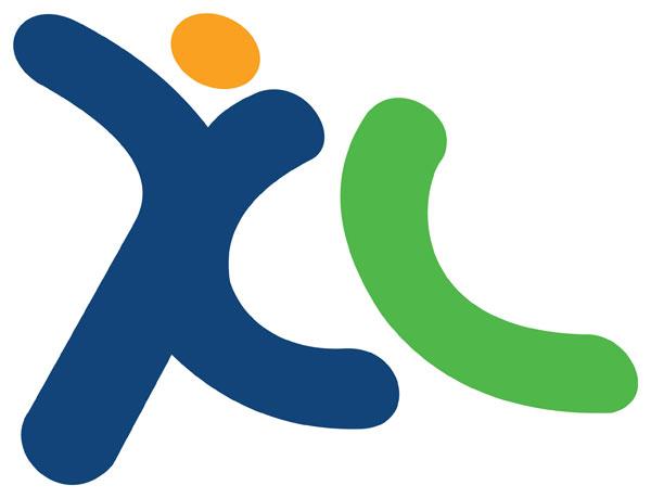 Logo XL Putih