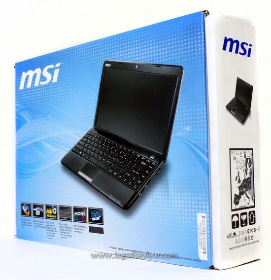 MSI U270