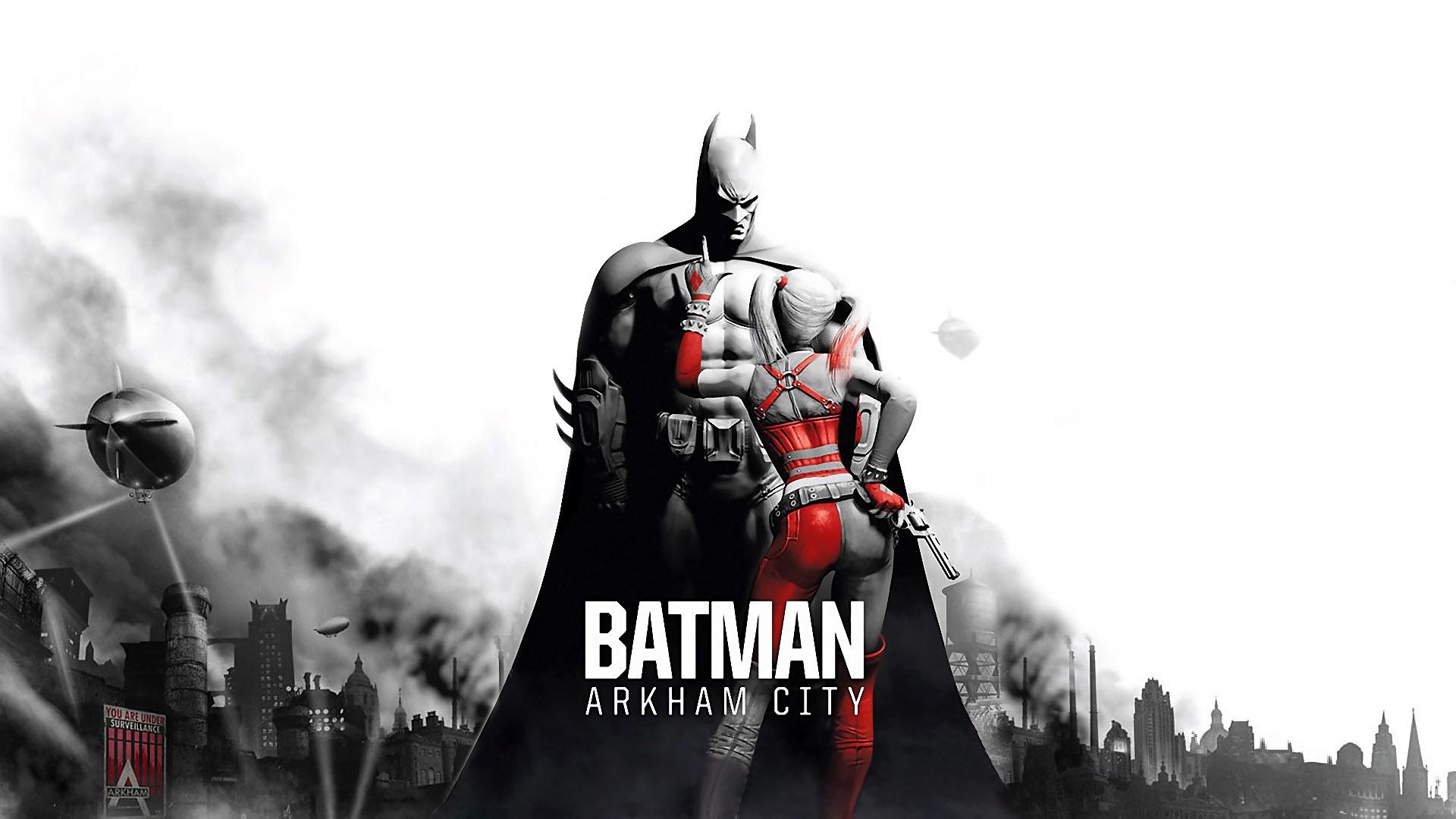 Catwoman Dan Robin Dapat Dimainkan Di Batman Arkham City Jagat Review