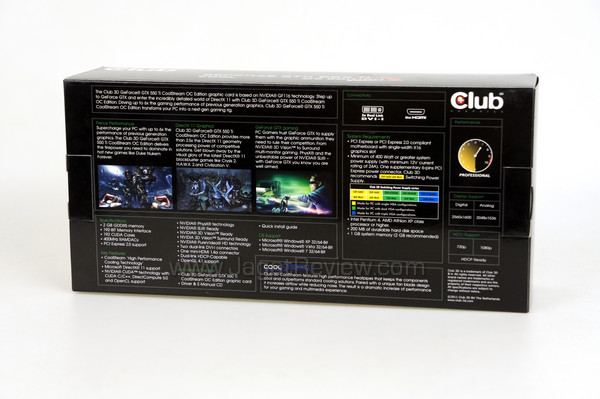 club3d gtx 550 ti 2gb back