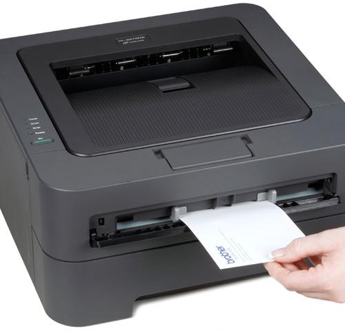 246698 brother hl 2270dw envolope printing