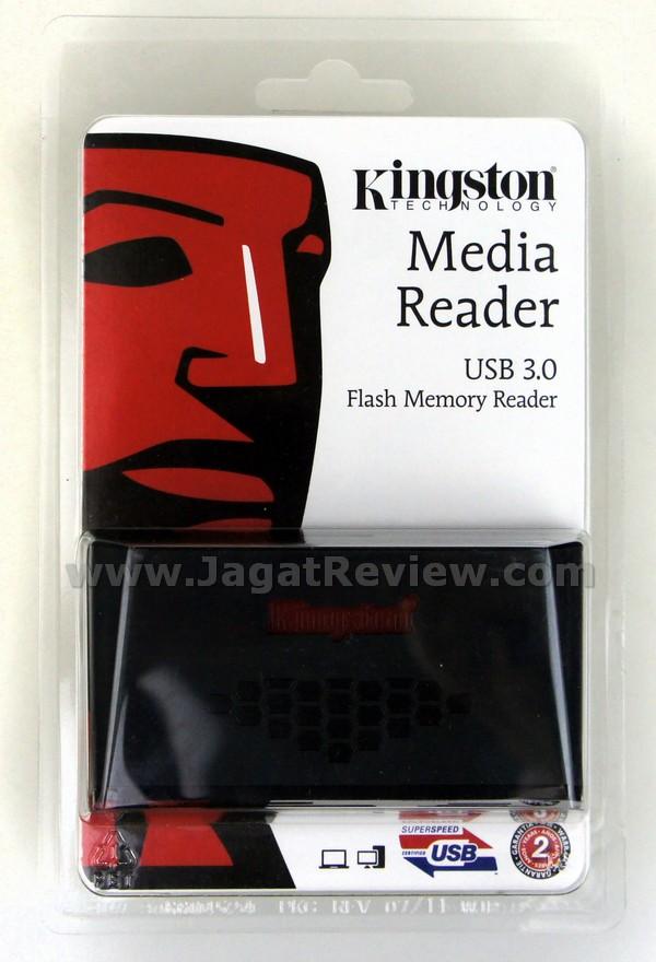 Kingston Media Reader USB 3