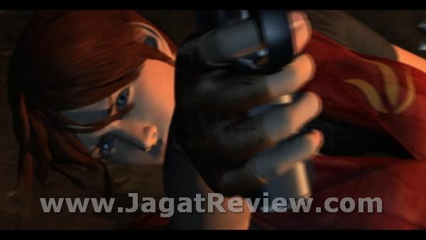 Resident Evil Code Veronica HD Remake 4