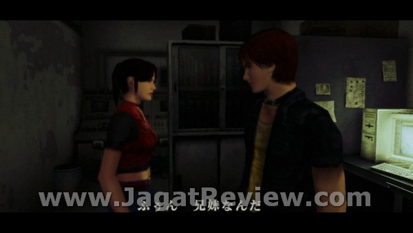 Resident Evil Code Veronica HD Remake 49