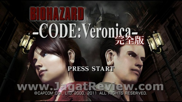Resident Evil Code Veronica HD Remake 6