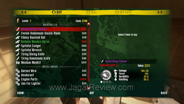 review dead island 007
