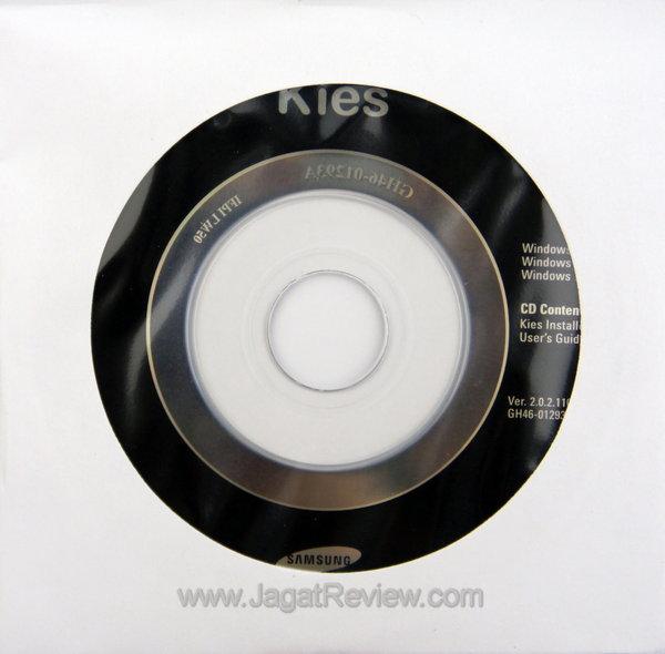 Samsung Galaxy Y KIES CD