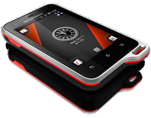 Sony Ericsson Xperia Active1