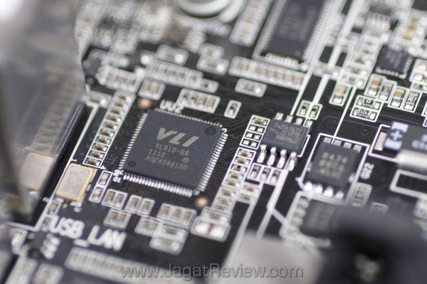 zotac a75 itx wifi jagatreview Chipset USB3 Hub