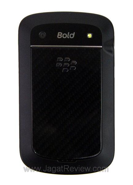 Blackberry Bold 9900 Tampak Belakang