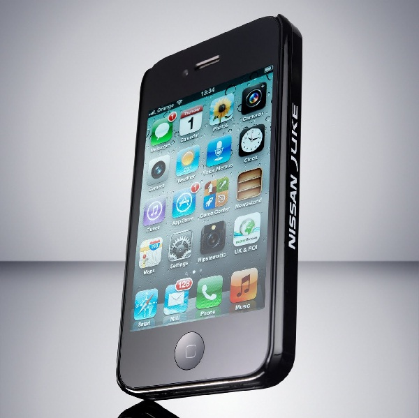Nissan iPhone Case Front