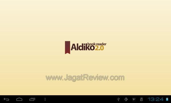 Axioo PicoPad 7 - Aldiko