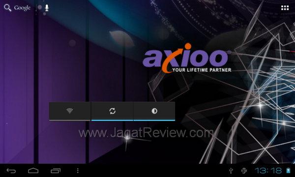 Axioo PicoPad 7 - Homescreen 2