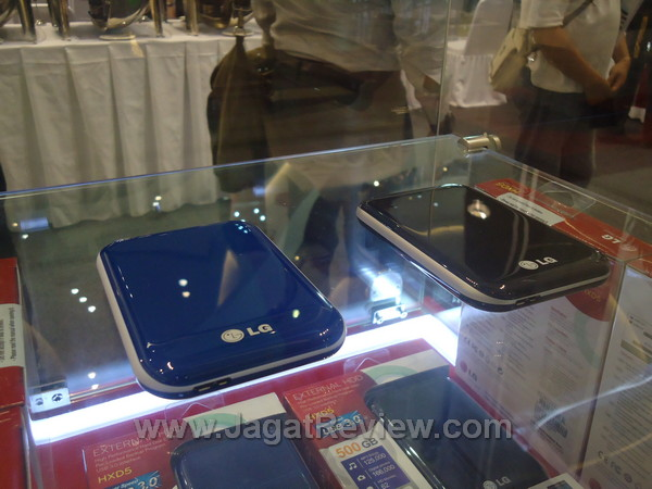 LG External Hard Disk XD5