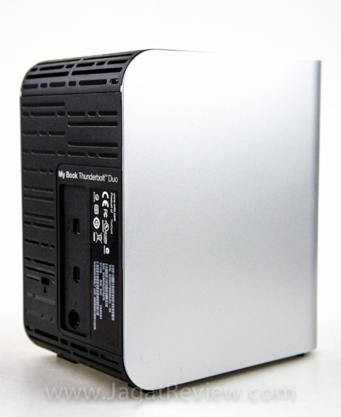 Review Western Digital Thunderbolt Duo 6 TB Breaking The