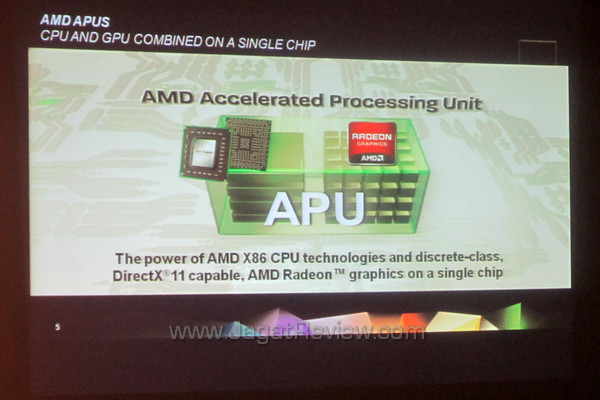 ASUS Launches AMD APU Notebook at a Price of 3 Million