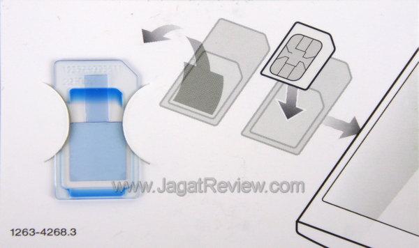 Sony Xperia Neo L SIM Converter