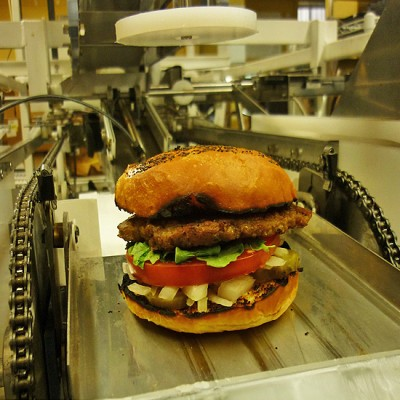 target market of burger machine One of the first steps before making an investment is to do an industrial analysis of the current market trends the burger industry is rife the burger is.