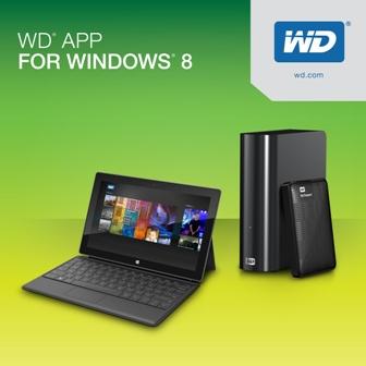 Windows8 WDapp PRN