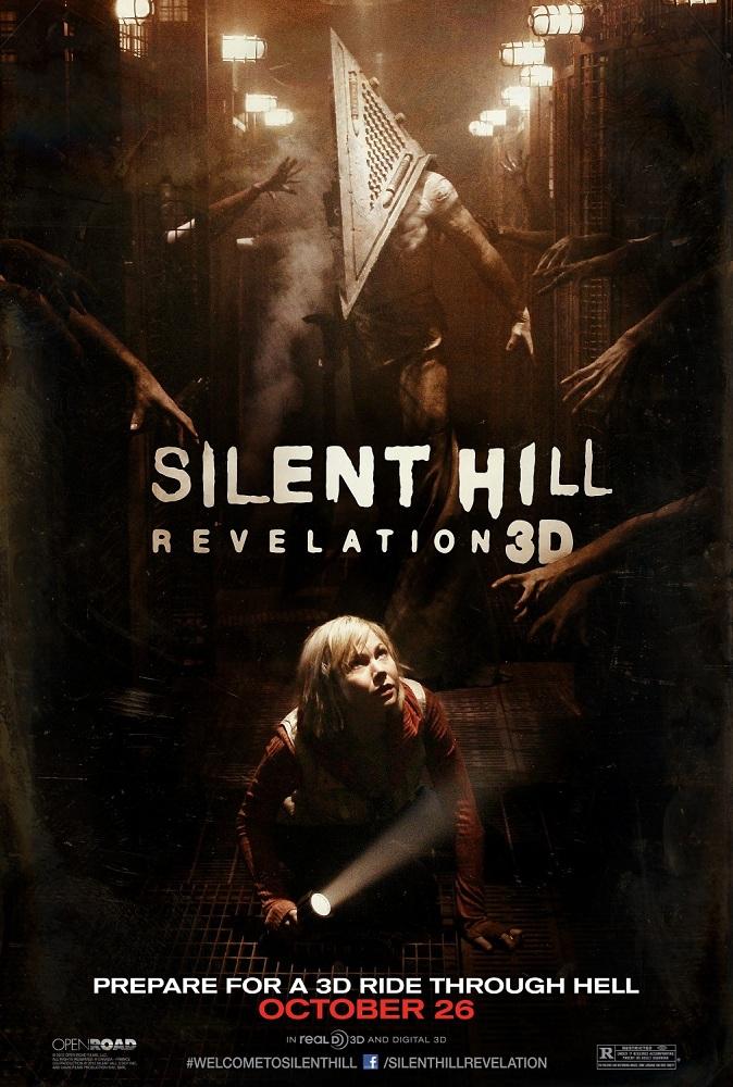 silent hill revelation 3d 2012 poster 07