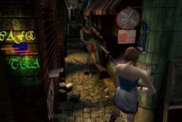 Resident Evil 3 Nemesis 36