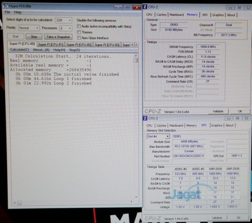Vengeance PRO 3200Mhz  1