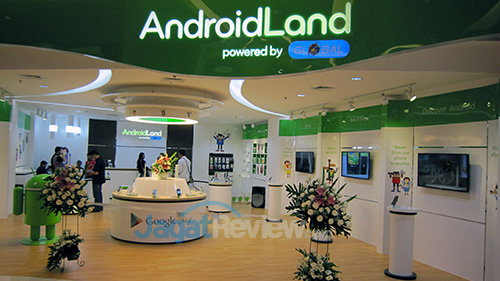 AndroidLand store