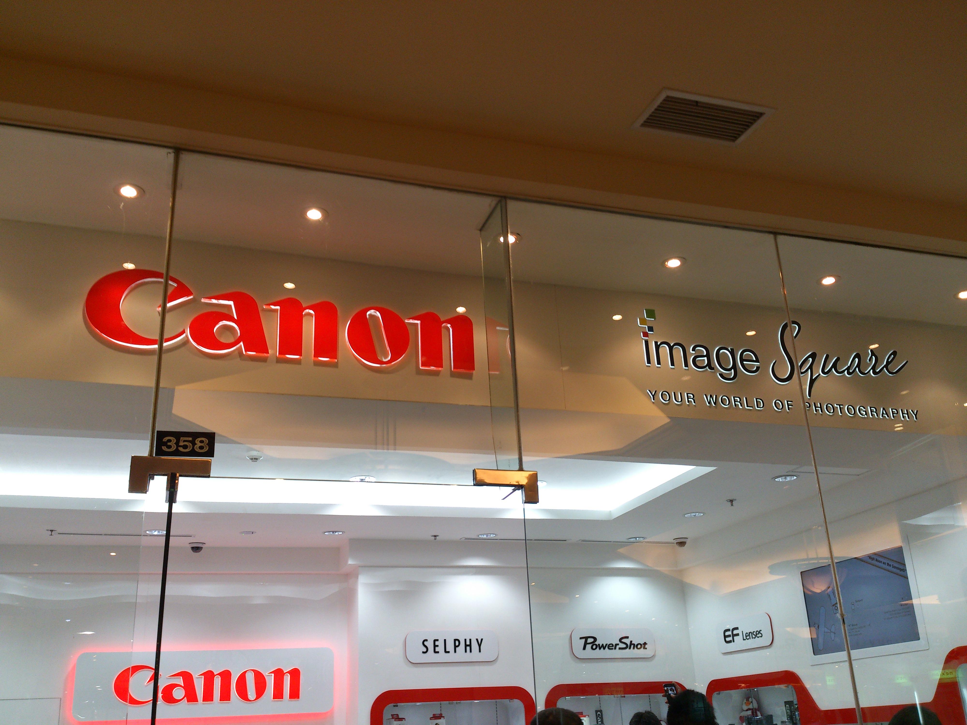 Canon Image Square MTA 3