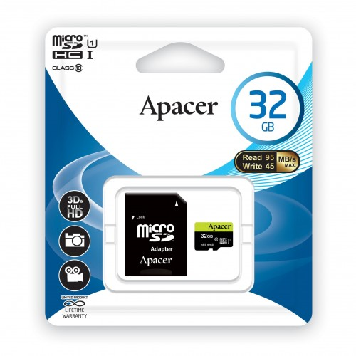 microSDHC UHS CL10 w adapter packing_blue_32G_LO