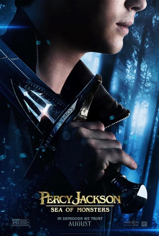 Review Film Percy Jackson Sea Of Monsters Kelanjutan Petualangan Sang Anak Poisedon Jagat Review