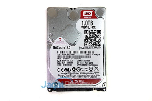 WD Red  2.5 inch