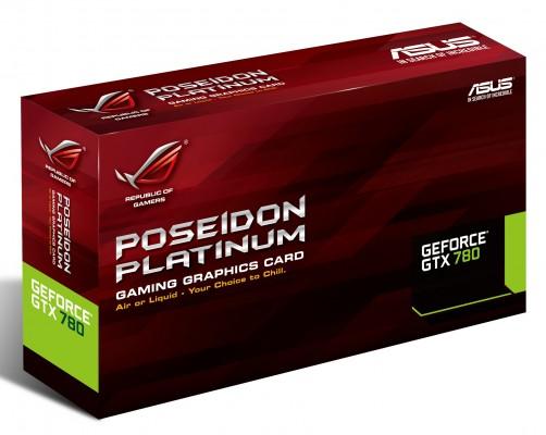 ASUS POSEIDON GTX780 P 3GD5 box