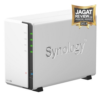 Synology DS213air - Gold