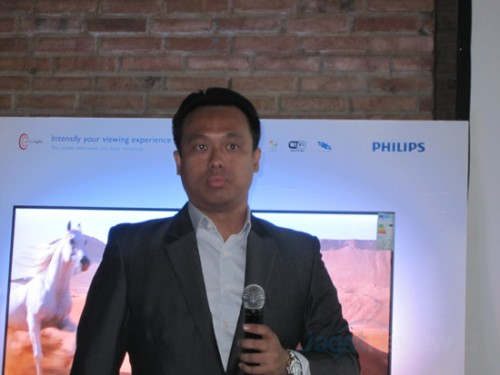 Ivan Lee, Product Manager TPVision