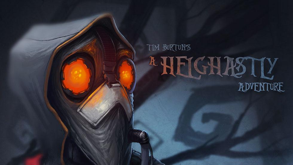 helghastly adventure
