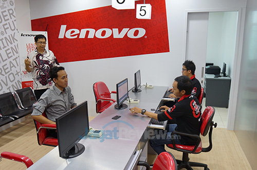 Lenovo Buka Service Center Resmi Di Jakarta Jagat Review