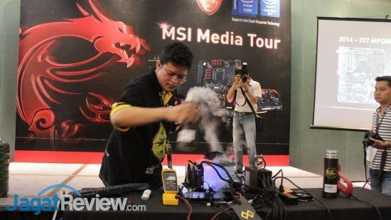 MSI Intel 9 Series Motherboard Launching 5