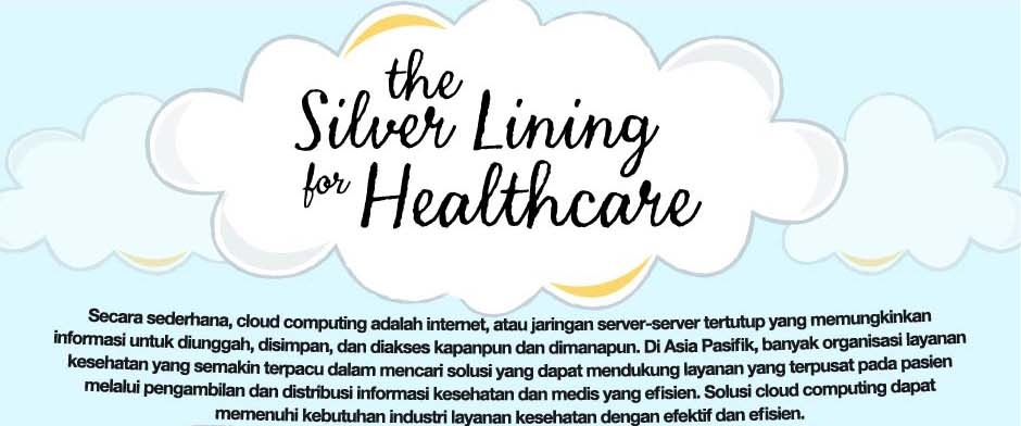 NetApp Infographic The Silver Lining for Healthcare ID1