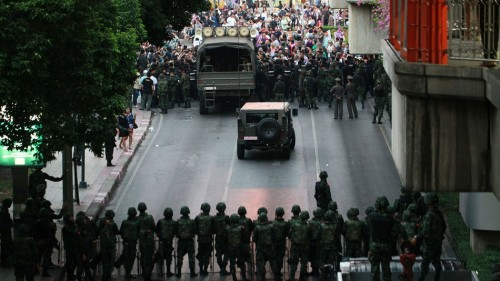 Thailand-Coup-Protest