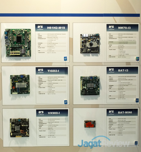 booth raid ecs ipc motherboard