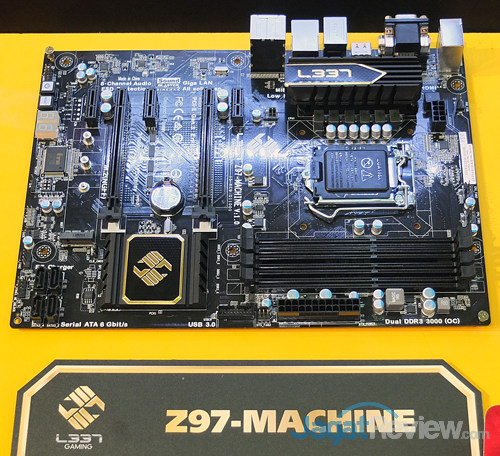 booth raid ecs z97-machine