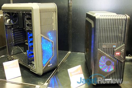 booth raid enermax ivector & ivector.q