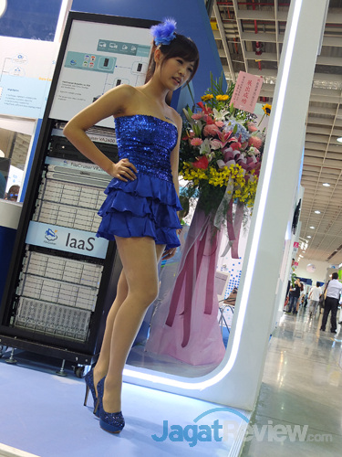 boothbabes @computex2014 day1 01