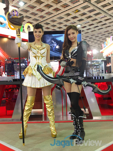 boothbabes @computex2014 day1 02