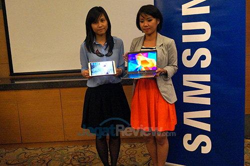 Samsung Galaxy Tab S - Product Marketings