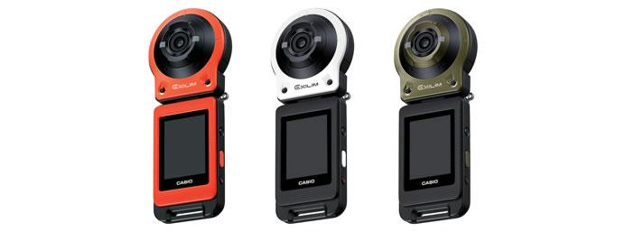 Casio EXILIM EX FR10 camera